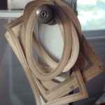 Paper Frames DIY from Design*Sponge