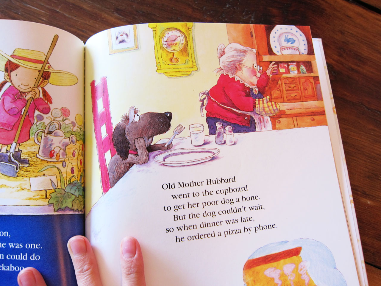 Old Mother Hubbard by Bruce Lansky