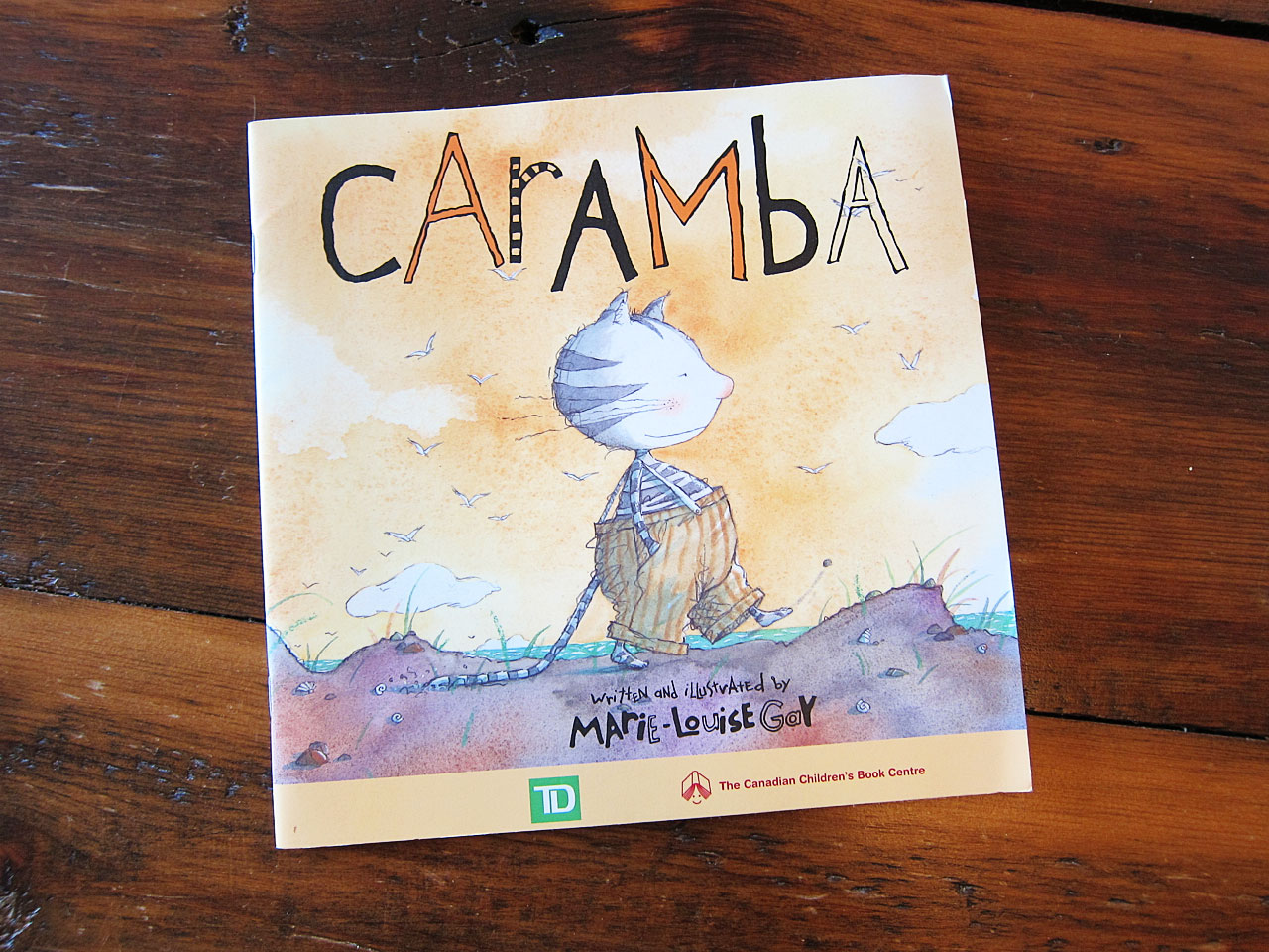 Caramba by Marie-Louise Gay