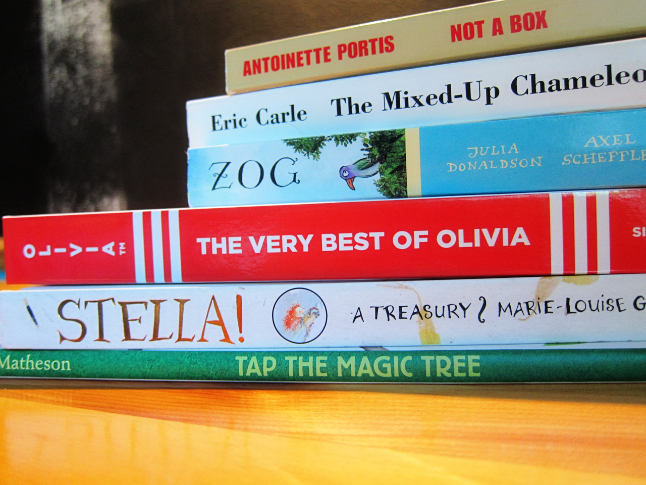 Our 50% off book haul